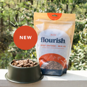 Freeze-Dried Entrees and Toppers